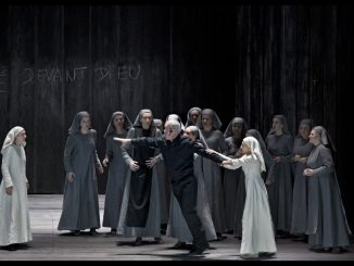 dialogues des carmelites scene from